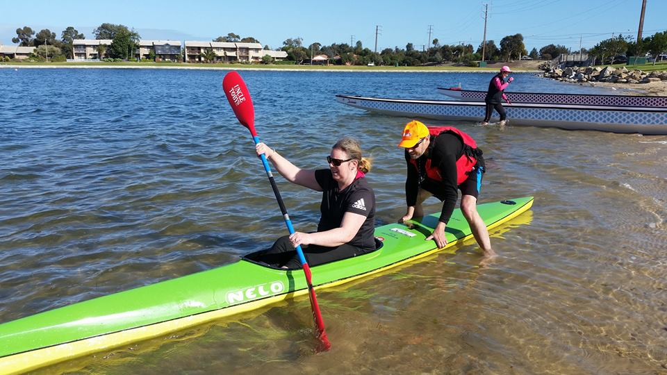 West Lakes Paddle Sports come and try